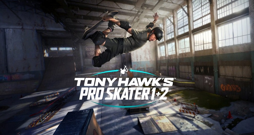 Tony Hawk's Pro Skater 1+2, game remake PS1