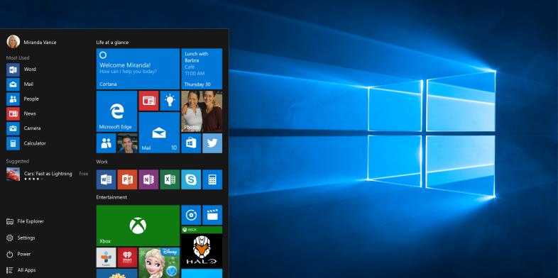 Windows generasi terbaru kemungkinan menjadi lanjutan dari Windows 10.