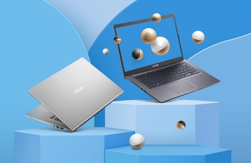 ASUS VivoBook A416EA, laptop gaming 6 jutaan