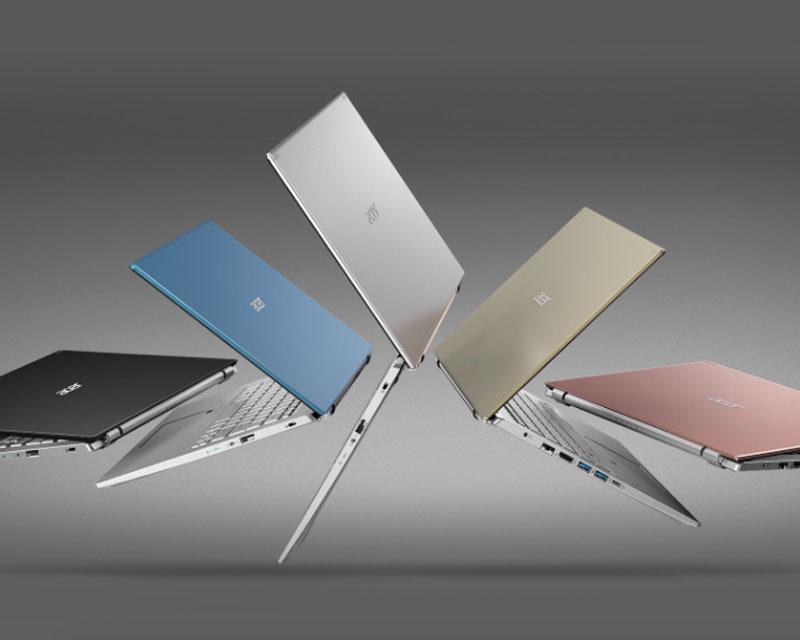 Acer Asoire 5, laptop untuk editing video