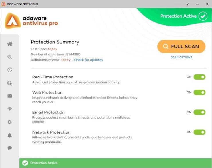 Adaware Antivirus 12, aplikasi antivirus gratis