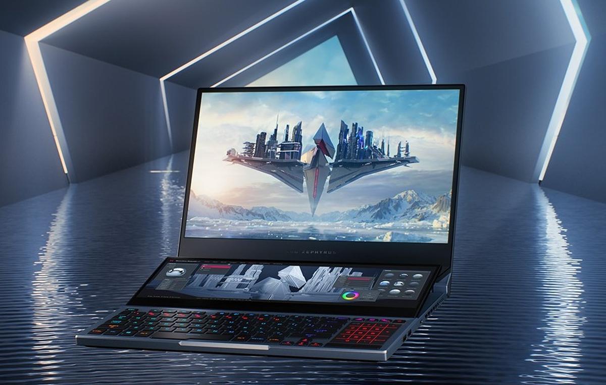 Asus ROG Zephyrus Duo, laptop gaming terbaik dunia
