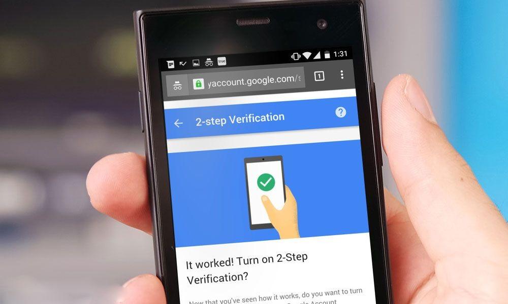 Ini menjaga keamanan HP Android