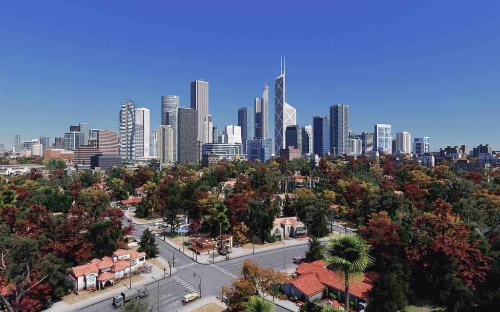 Cities: Skylines, game simulasi PC seru