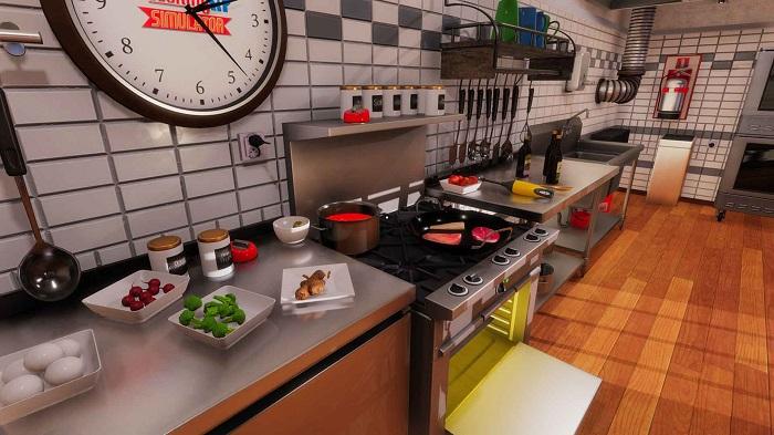 Cooking Simulator, game simulasi PC seru