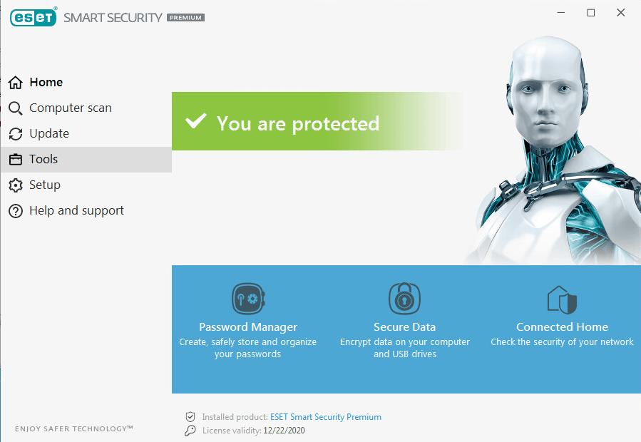 ESET Internet Security Premium, aplikasi antivirus terbaik 2021