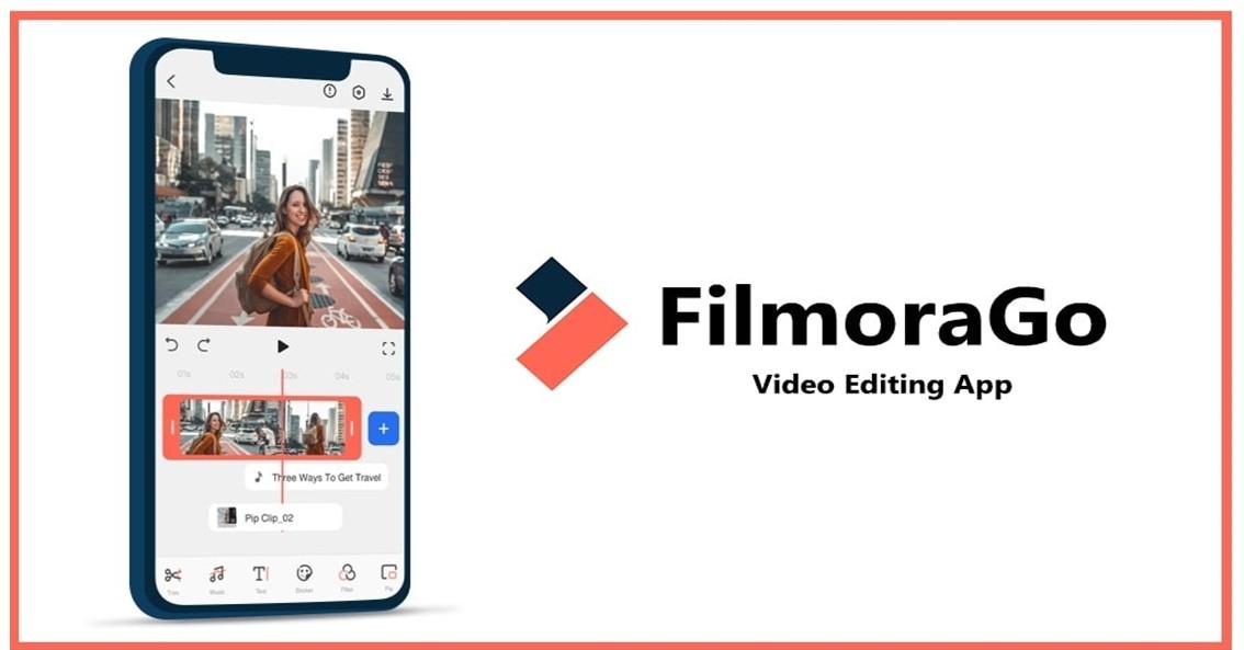 FilmoraGo, aplikasi edit video di HP