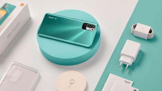 spesifikasi Redmi Note 10 5G cukup gahar di kelasnya