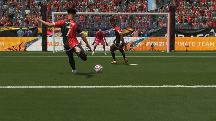 Bocoran game FIFA 22