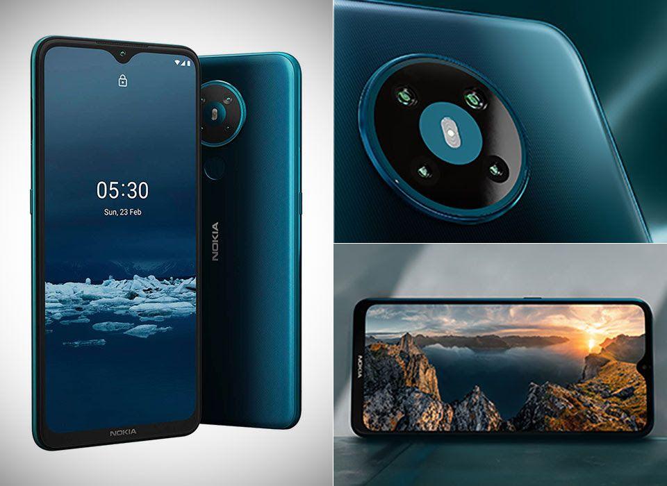 Nokia 5.3, HP NFC murah 2021