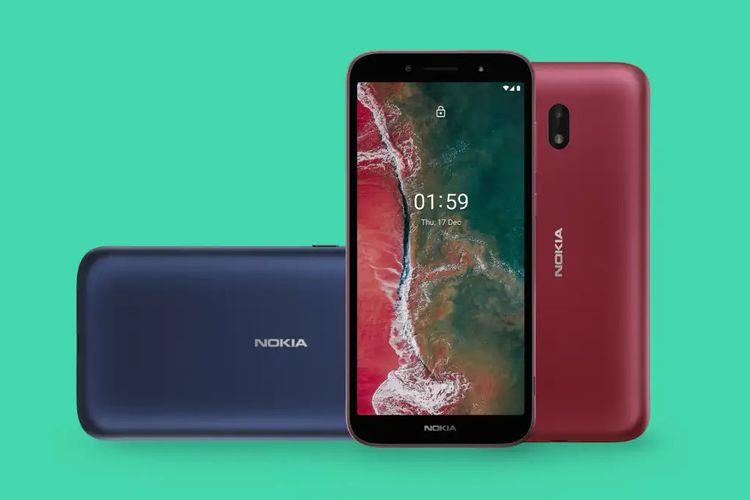 Nokia C1, HP Android dibawah 1 juta