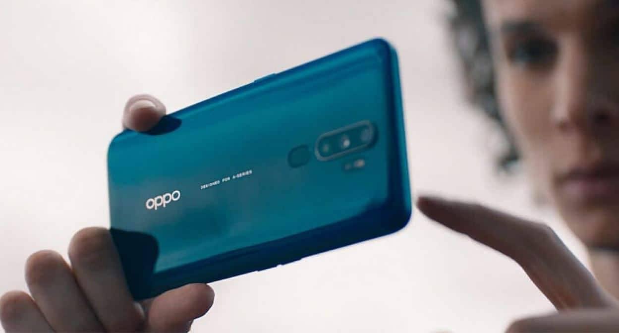 Oppo A9 2020, HP RAM 8 GB murah