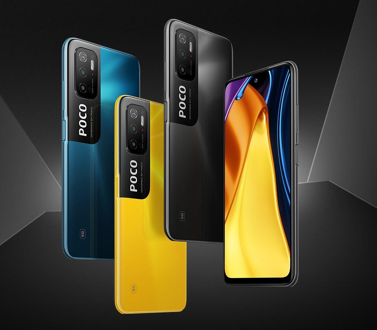 POCO M3 Pro 5G , HP gaming murah 2021