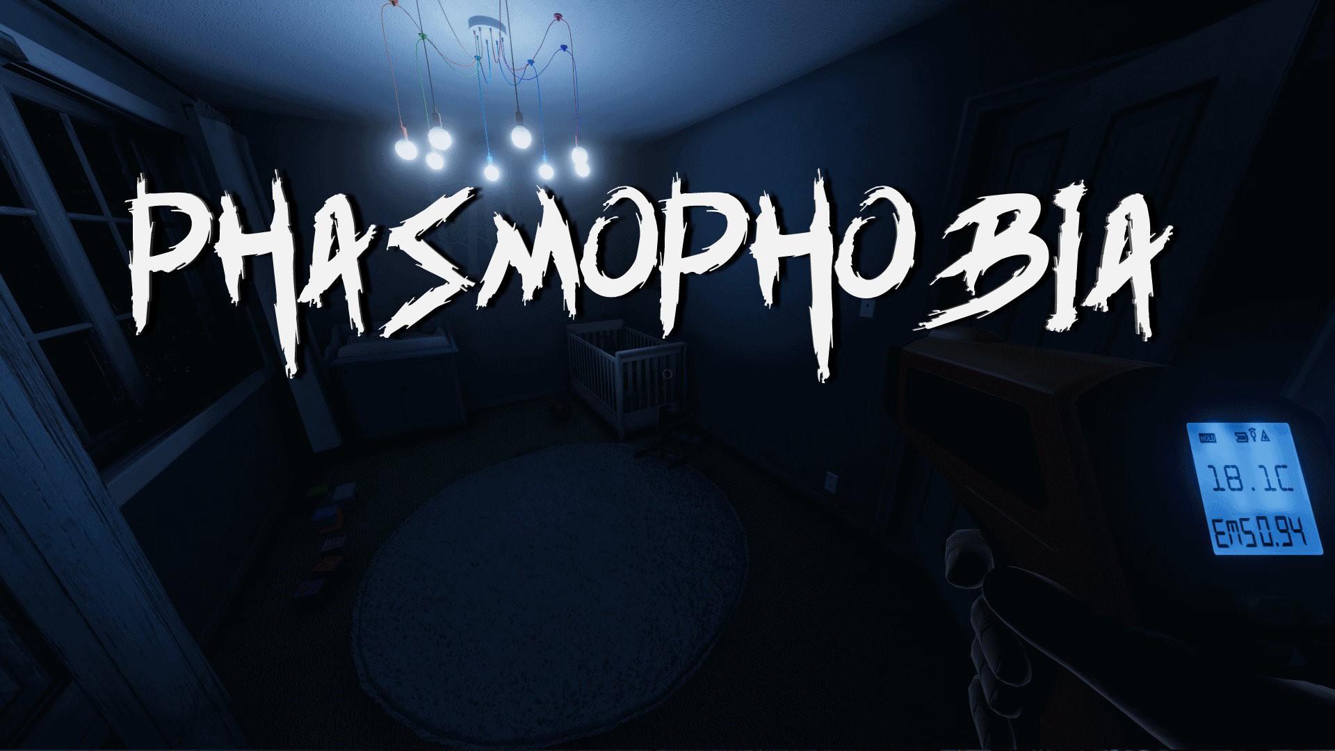 Phasmophibia - game PC multiplayer terbaik