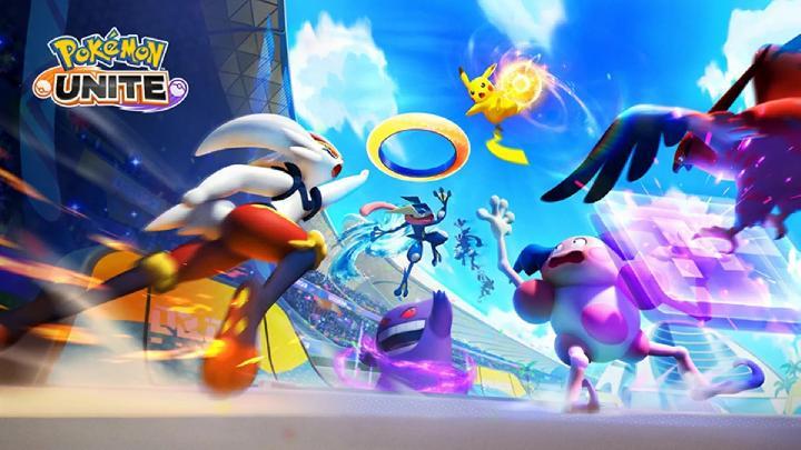 Pokemon Unite, game baru Juli 2021