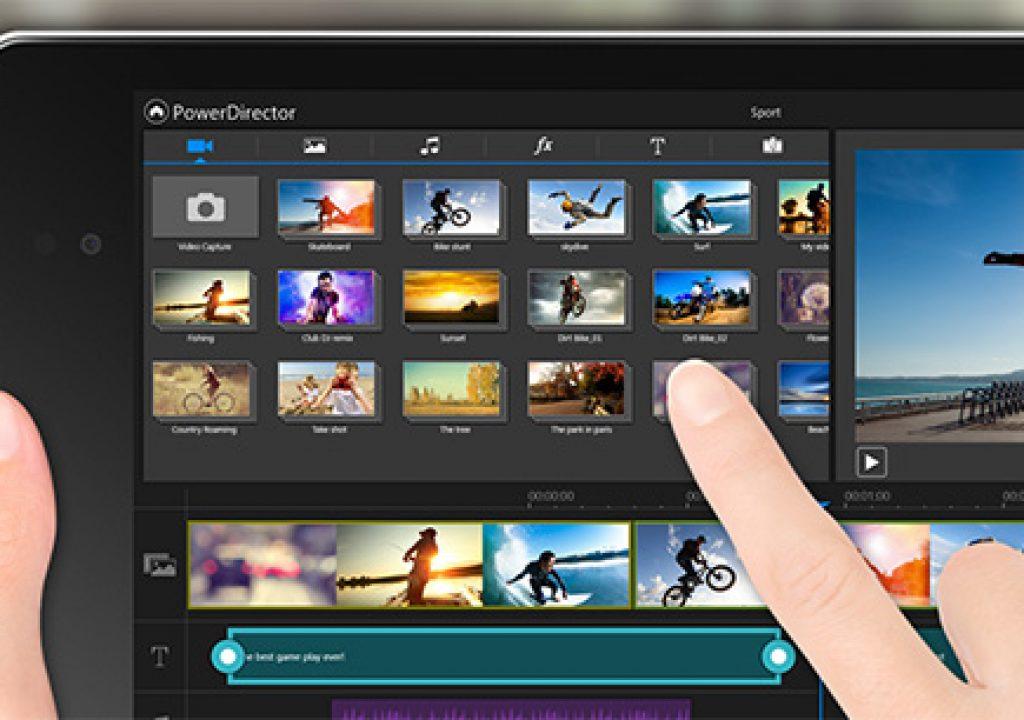 PowerDirector, aplikasi edit video di HP