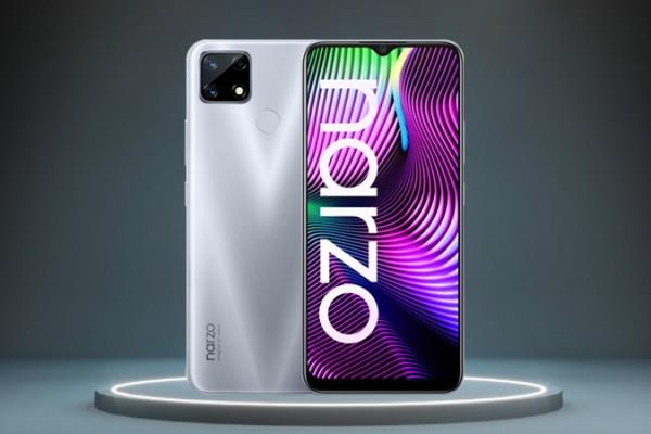 Realme Narzo 20, HP gaming murah 2021