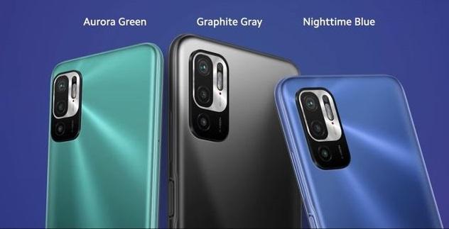 spesifikasi Redmi Note 10 5G dihadirkan dengan warna menarik