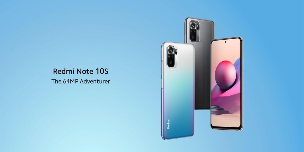 Redmi Note 10S, HP gaming murah 2021