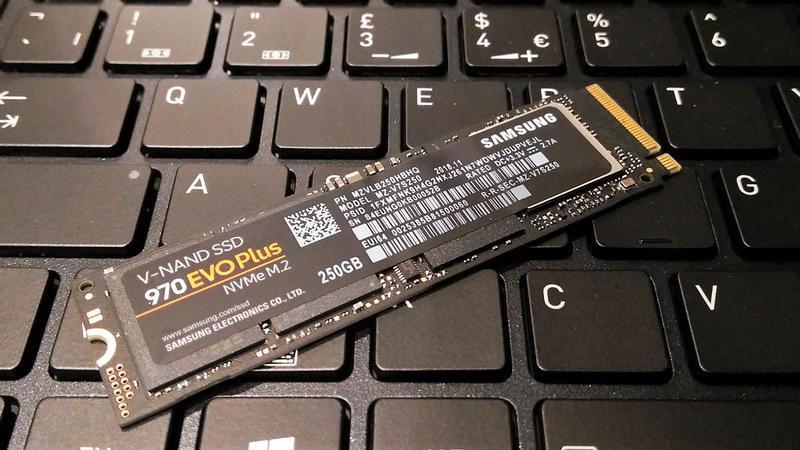 Samsung 970 EVO Plus, SSD terbaik 2021