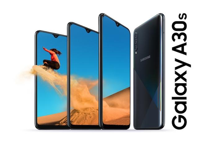 Samsung Galaxy A30S, HP NFC murah 2021