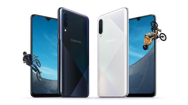 Samsung Galaxy A50S, HP NFC murah 2021