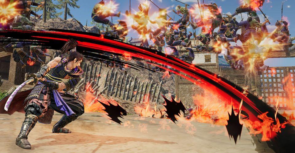 Samurai Warriors 5, game baru Juli 2021