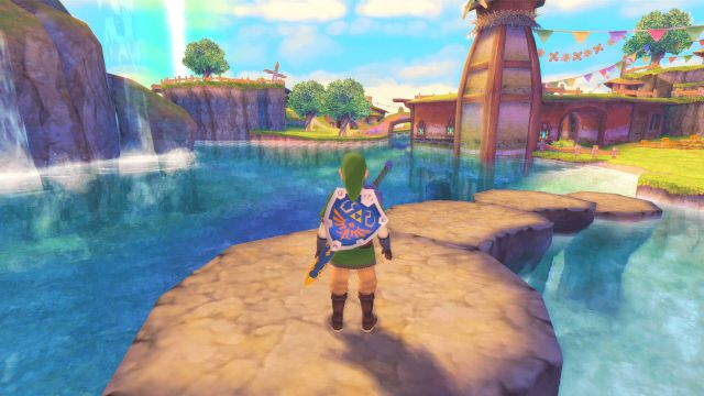 Skyward Sword, game baru Juli 2021