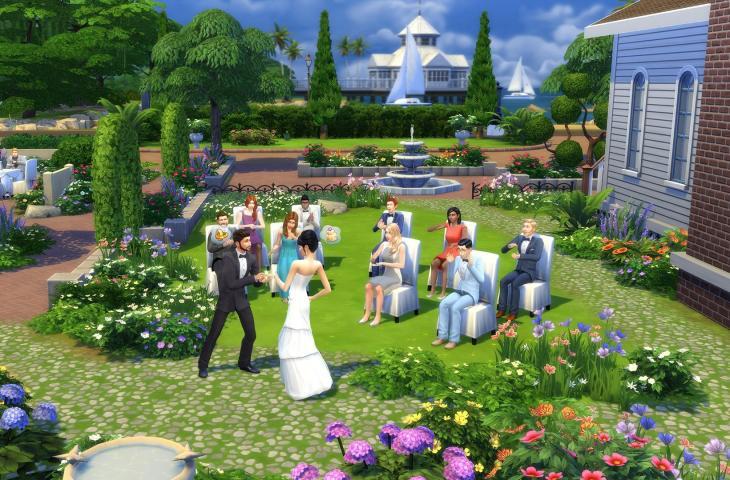 The Sims 4, game simulasi PC seru