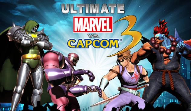 Ultimate Marvel vs. Capcom 3, game Marvel terbaik