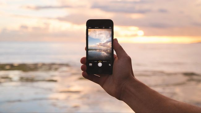 Apa saja aplikasi kompres foto terbaik di HP