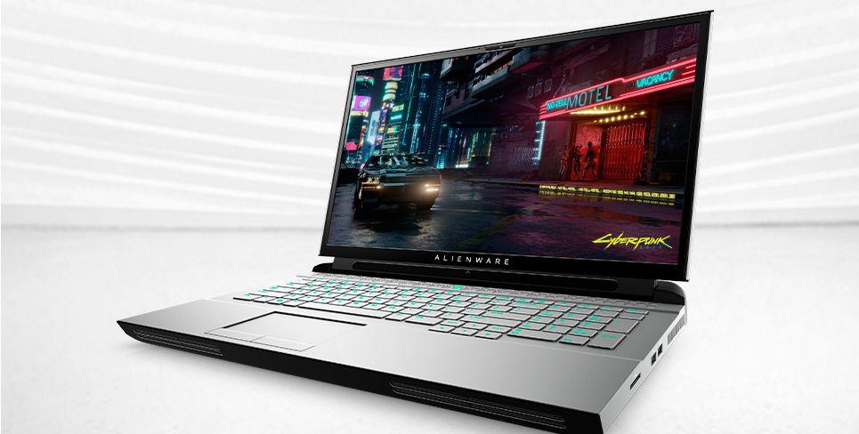 Alienware Area 51 m R2, laptop desain grafis terbaik 2021