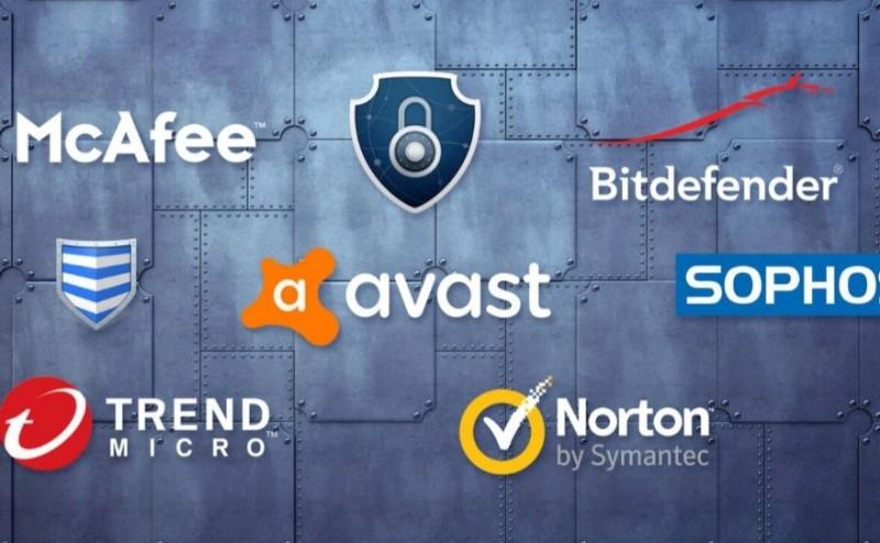 Antivirus, aplikasi untuk laptop baru