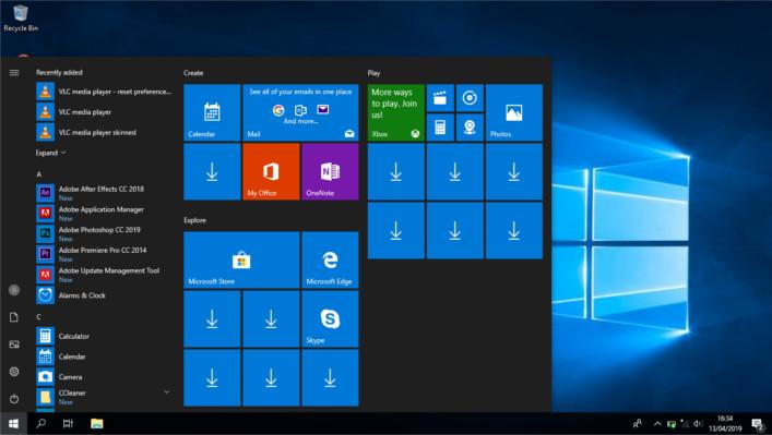 Cara instal ulang Windows 10 yang benar