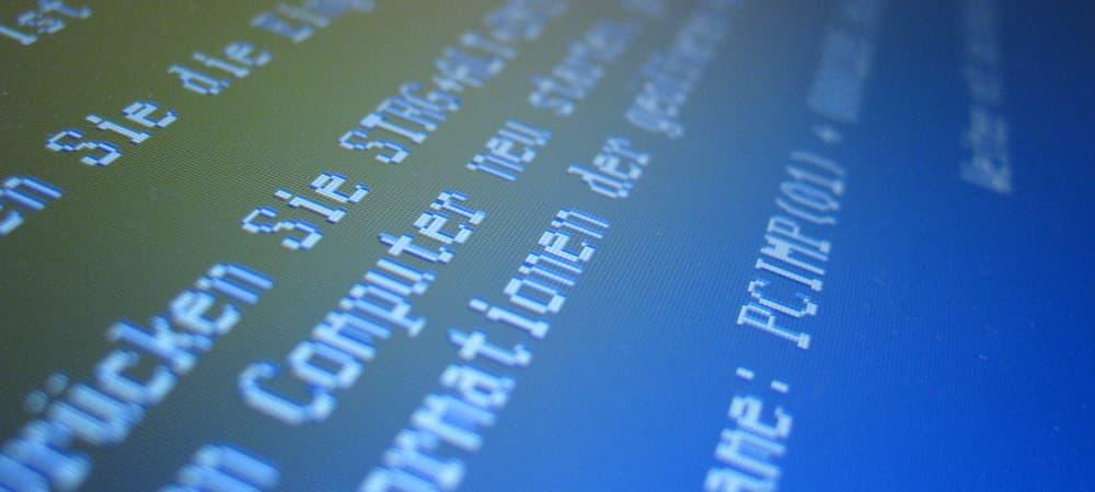 Ketahui penyebab dan cara mengatasi blue screen