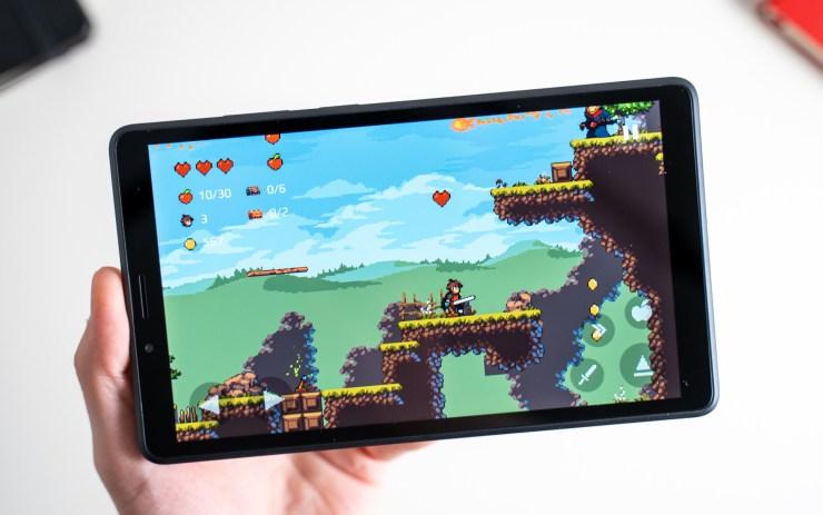 Lenovo Tab M7, tablet murah terbaru