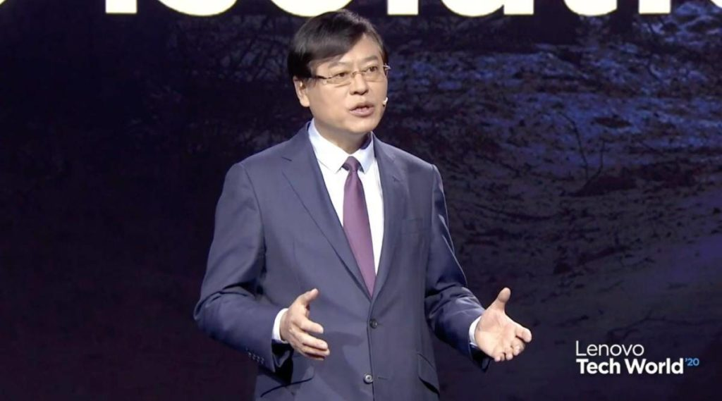 Lenovo Kembali Gelar Annual Tech World Event