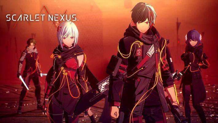 Pemain yang bisa dipilih, review Scarlet Nexus