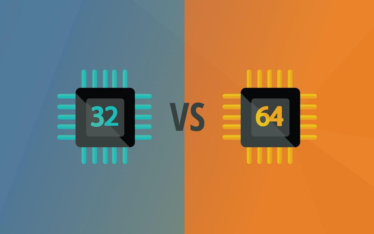 PerbedaanWindows32bit dan 64bit