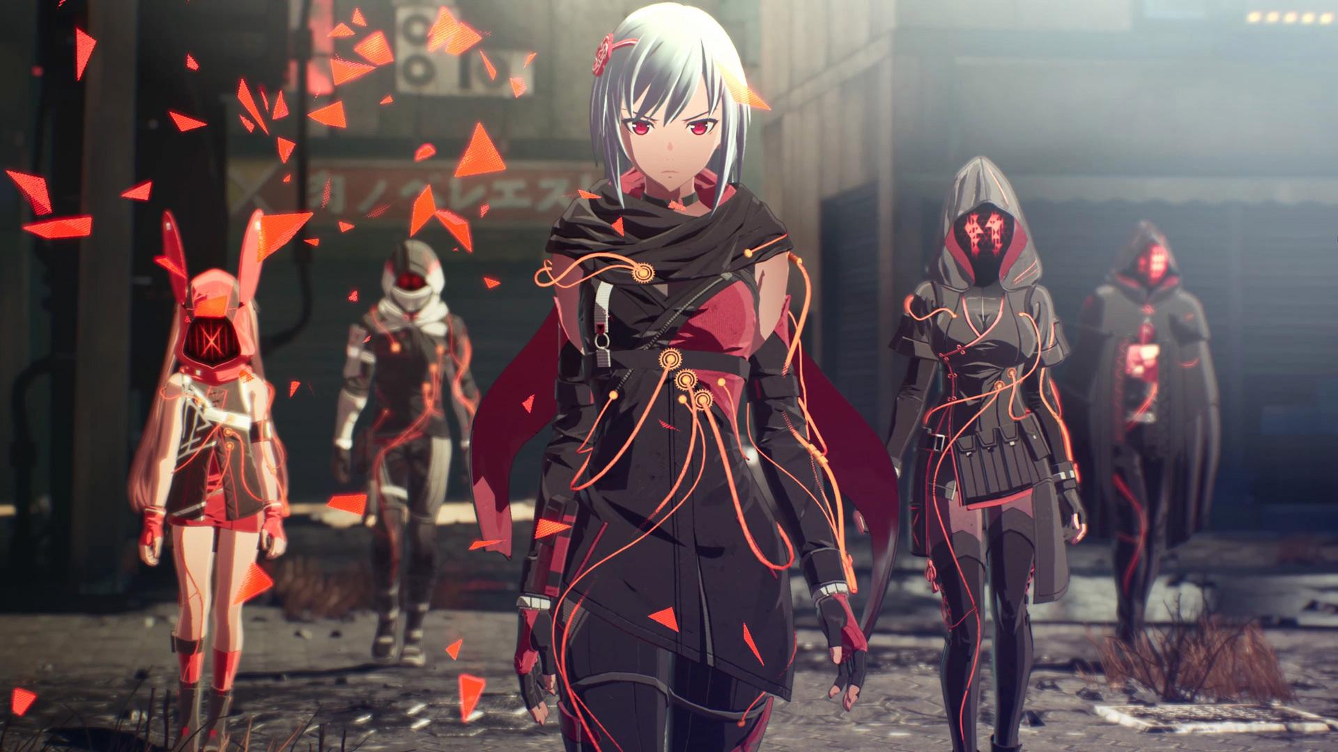 Review Scarlet Nexus yang perlu kamu tahu sebelum bermain