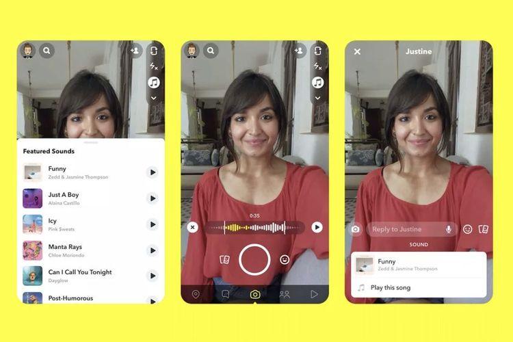Snapchat, aplikasi yang menguras baterai