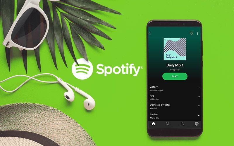 Spotify, aplikasi yang menguras baterai