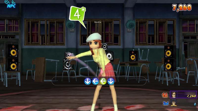 Audition AyoDance, game online PC jadul
