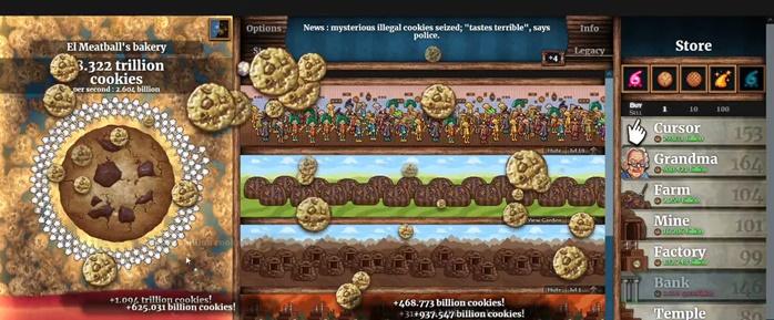 Cookie Clicker 2, game PC terbaru September 2021