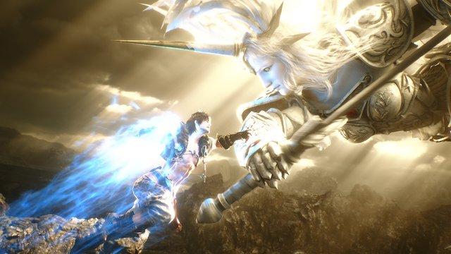 Final Fantasy XIV Online, game cross platform populer