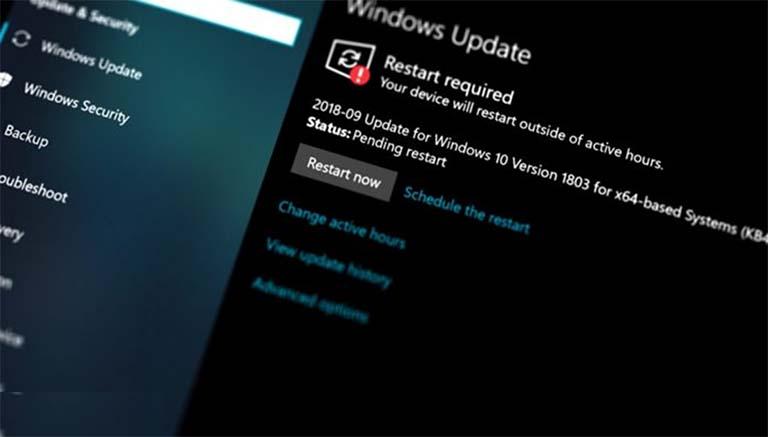 Windows 10 tidak bisa update