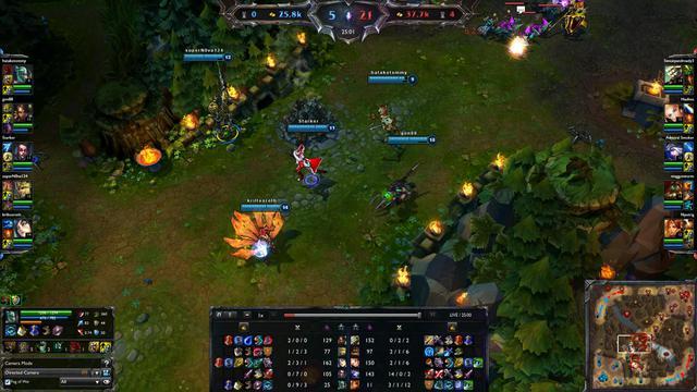 League of Legend, game online PC jadul