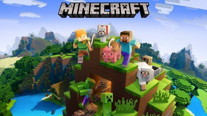 Minecraft, game cross platform populer